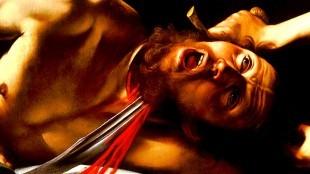 Caravaggio - Judith Beheading Holofernes (detail)