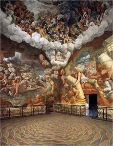 Giulio Romano – Zaal der Giganten