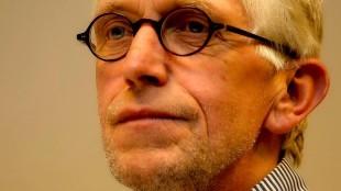 Oud-wethouder Dirk Pastoor (foto Vrije Socialisten)
