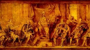 Anthonie van Dyck – De regenten van Brussel