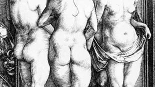 Albrecht Dürer - The Four Witches