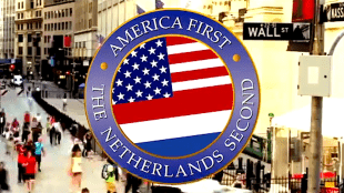 America First The Netherlands Second
