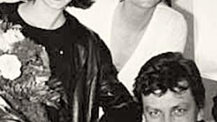 Cristina, Micky & Rob