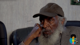 Dick Gregory (foto YouTube)