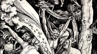Hans Baldung Grien - Die Hexen