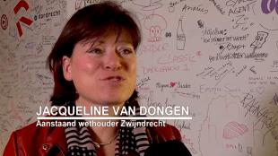 Jacqueline van Dongen Aanstaand wethouder Zwijndrecht