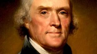 Rembrandt Peale - Thomas Jefferson