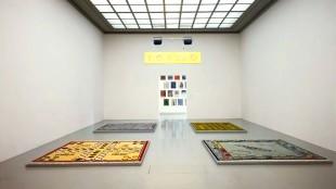 7 Werkgruppen von Rob Scholte Ausstellungsansicht Kunstverein Hannover