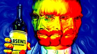 Absenthe Liqueur aux plantes d'Absinthe (foto whisqy.com)