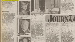 De Telegraaf, 7 november 1992