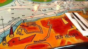 Den Helder (foto Hans Luyckx/Twitter)