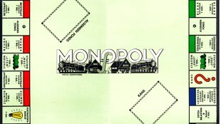 Monopoly (foto Parker Brothers)