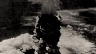 Nagasaki Strike Photo 9 august 1945 (foto VVLG)