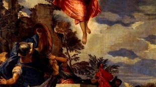 Paolo Veronese - The Resurrection of Christ (foto ArtBible)