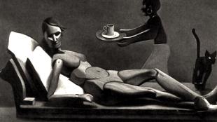 Rob Scholte - Utopia (in zwart wit)