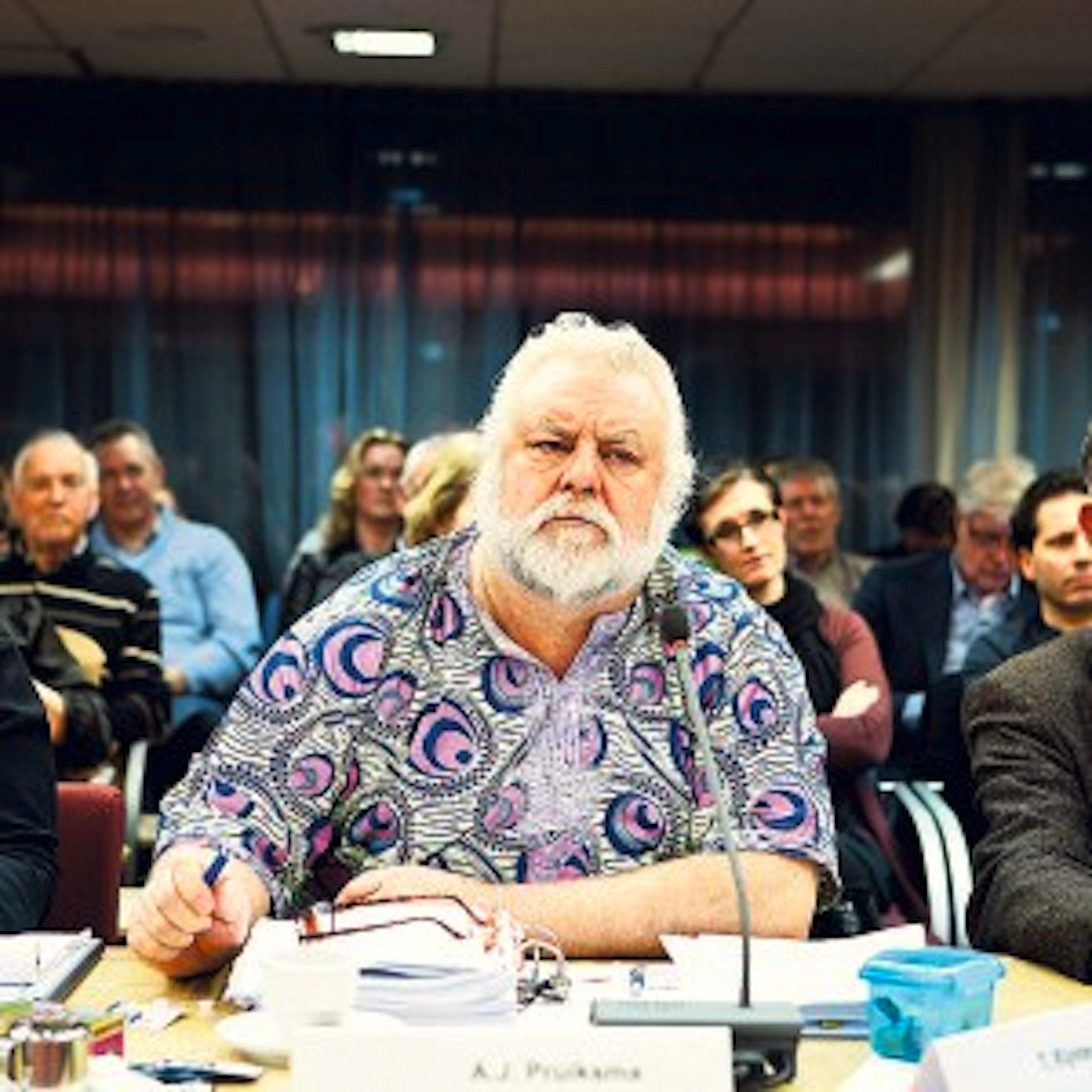 Andries Pruiksma (foto PvdA Den Helder)