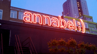 Annabel;), concertzaal te Rotterdam (foto Annabel)