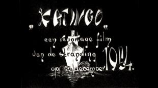 """""""Katingo"""" een reportage-film van de stranding op 22 december 1954 (foto YouTube)"""
