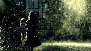 Piove col sole