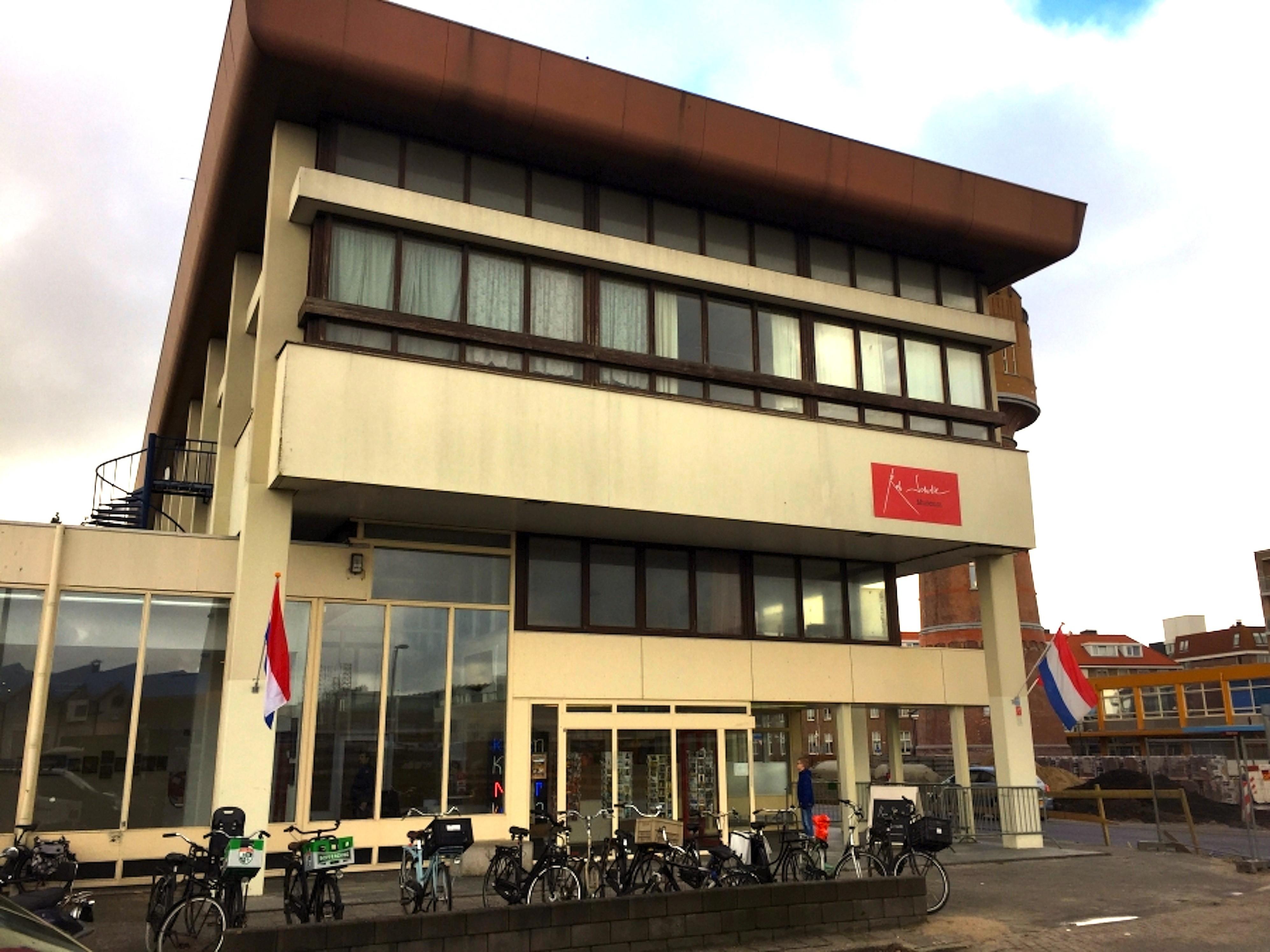 Rob Scholte Museum in Den Helder (foto De Dijk)
