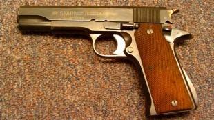 Type Star, Bonifacio TypeEcheverria S.A. (Eibar, Spain) Model BM Semi-Automatic Pistol (foto CollectorEbooks)