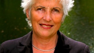 Burgermeester van Bergen Hetty Hafkamp (foto Kies Lokaal)