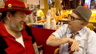Henk Schiffmacher & André van Duin (foto YouTube)