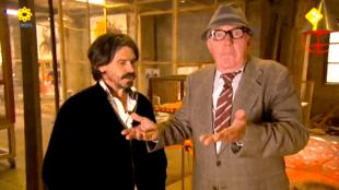 Koen van Mechelen & André van Duin (foto YouTube)