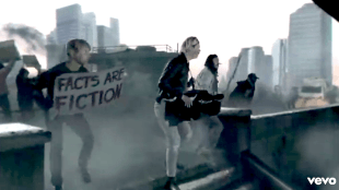 Liars - Mess On A Mission (foto YouTube)