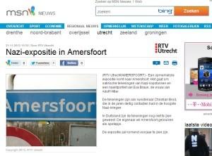 MSN Nieuws, 21 november 2012