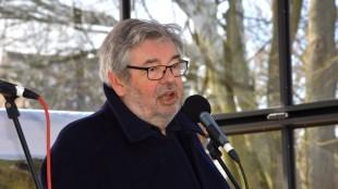 Maarten van Rossem (foto Texelse Courant)