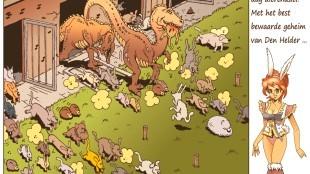 Martin Man – Sofietje's Helders Weekblad Cartoon-Chronicles (29): Open dag dierenasiel