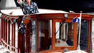 Micky Hoogendijk - La reine (foto Instagram)