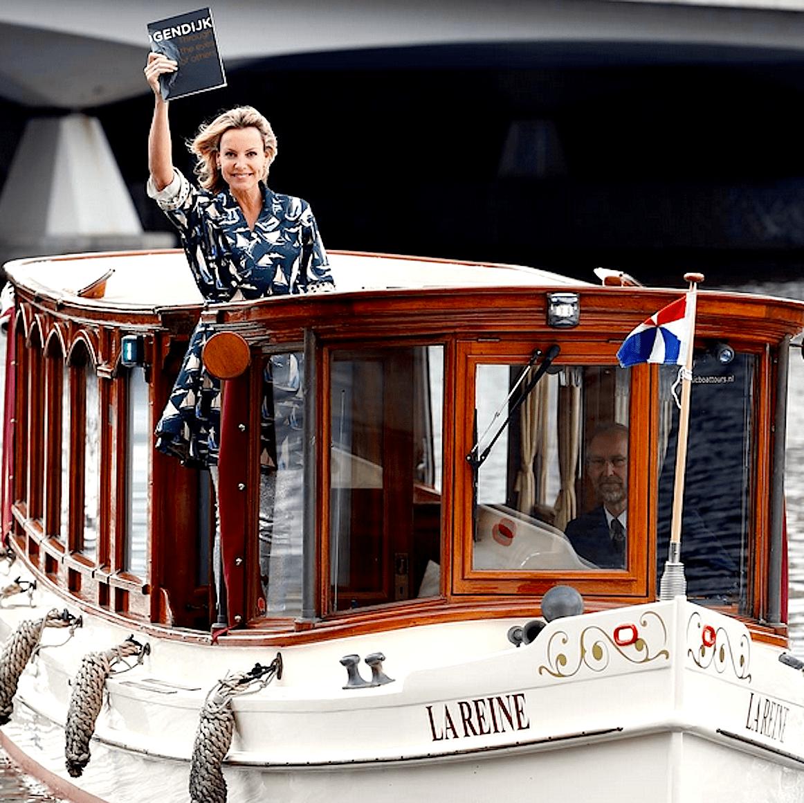 Micky Hoogendijk – La reine (foto Instagram)