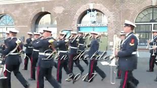 Taptoe Den Helder 2017 (foto YouTube)