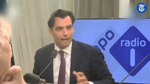 Thierry Baudet (foto Telegraaf TV)