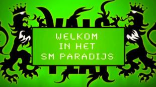 Welkom in het SM paradijs (foto YouTube)