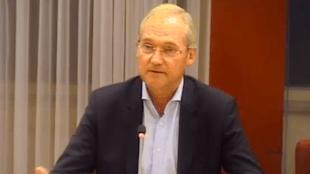 Wethouder Lolke Kuipers (D66)