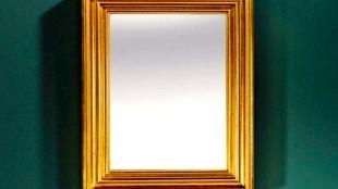 Deknudt 'Bonny' kleine spiegel (foto Wilhelmina Designs)