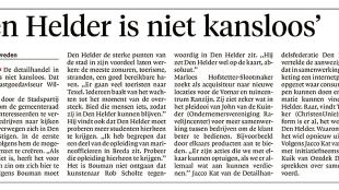 Helderse Courant 16 mei 2017