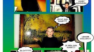 Kunst & Kids obs De Dijk – Owen-Jayden: MUSEUM ONDERZOEK