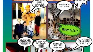 Kunst & Kids obs De Dijk – Owen-Jayden: kiekeboo!
