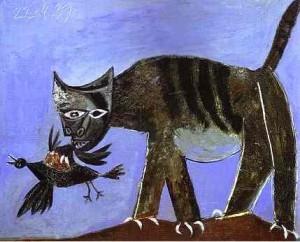 Pablo Picasso - Kat