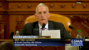 Trey Gowdy (foto YouTube)