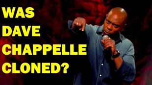 Was Dave Chapelle cloned? (foto Before It's News)