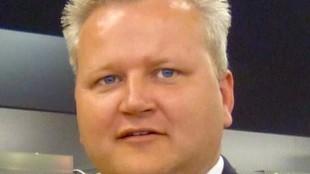 Ex wethouder raadslid VVD Jan Kees Visser (foto Facebook)