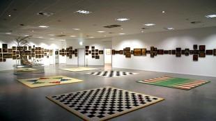 Grote zaal Rob Scholte Museum (foto Daan Samson/Trendbeheer)