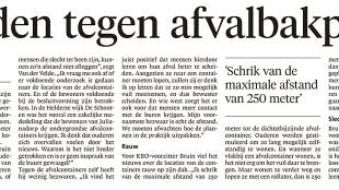 Helderse Courant, 2 juni 2017