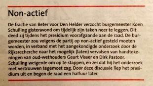 Helderse Courant, 20 juni 2017