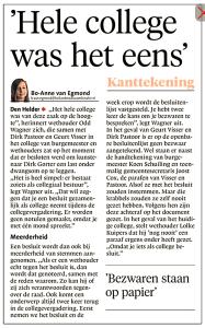 Helderse Courant, 24 juni 2017